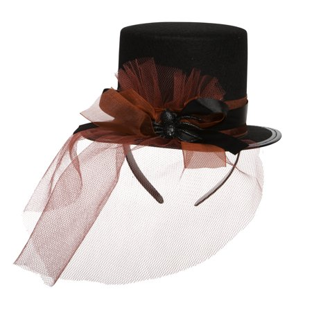 860784ccd95 Woman Red Spider Top Hat Halloween Dress Up   Costume Accessory -  Walmart.com