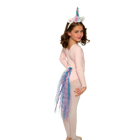 Girls Unicorn Tutu Halloween Costume Accessory (Funny Ideas For Girl Halloween Costumes)