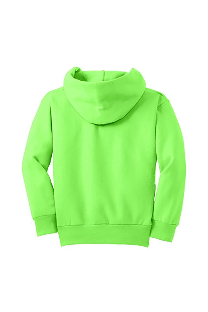 Port /& Company Youth Crewneck Sweatshirt Dark Green Small