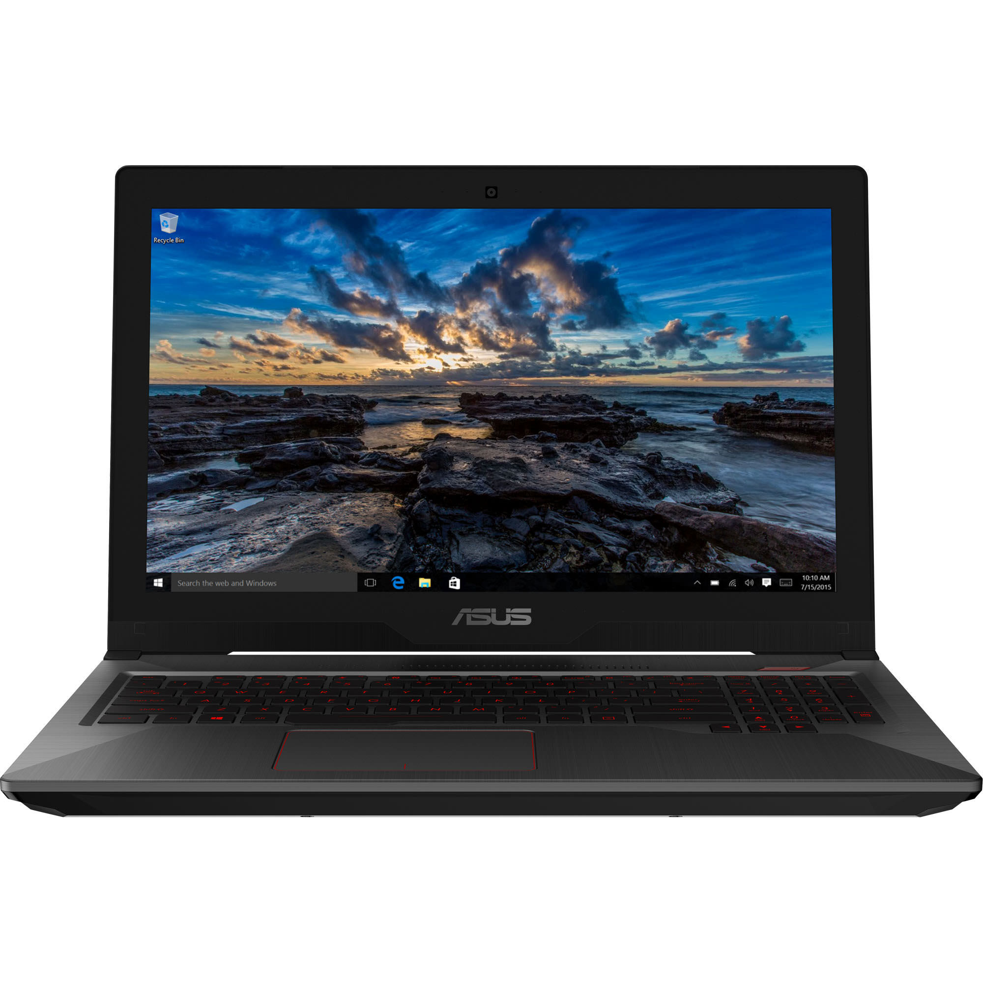"ASUS FX503VD 15.6"" FHD Powerful Gaming Laptop, Intel Core i5 2.5GHz, GTX 1050, 1TB SSHD, 8GB DDR4, Windows 10 Home"
