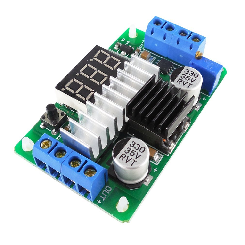 LTC1871 DC-DC Step Up Booster Converter 3.5-30VDC LED Power Supply Module