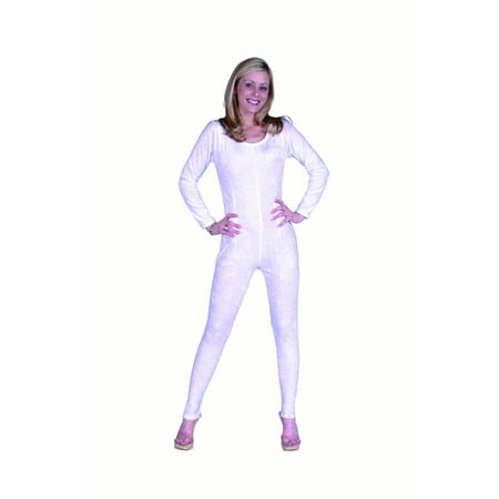 Leotard Velvet Adult Costume