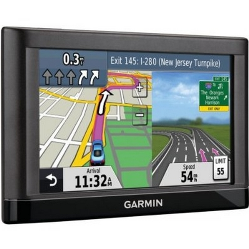Garmin nuvi 52LM GPS Navigation System w/ Mount & Free Lifetime Maps