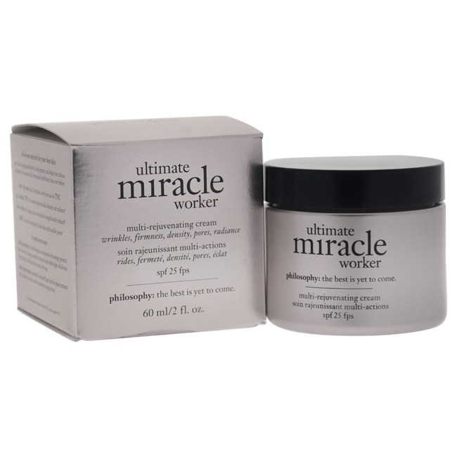 Ultimate Miracle Worker Multi-Rejuvenating Cream SPF 25 Skin Firming Cream 1.7oz
