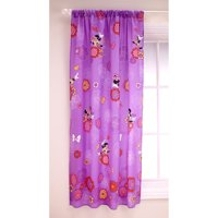 Disney Minnie Girls Bedroom Curtain Panel