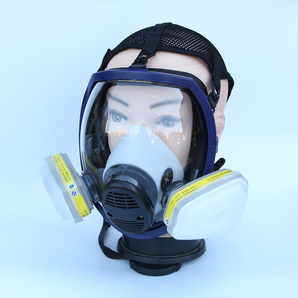 Respirator for painting: description and characteristics