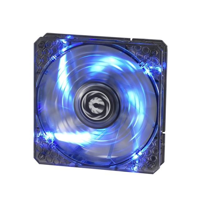 Bitfenix BFF-LPRO-12025B-RP Spectre Pro 120mm Blue Led Case Fan