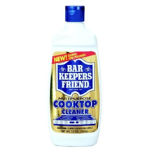Multi-Surface Cleaner: Bar Keepers Friend Cooktop Cleaner