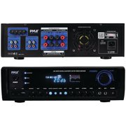 Best Home Stereo Receivers - PYLE PT390BTU - Digital Home Theater Bluetooth Stereo Review