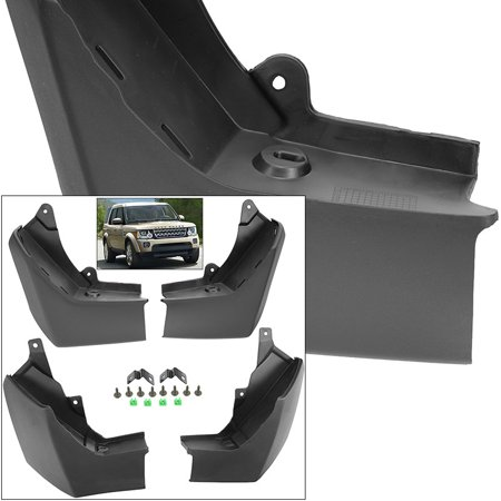 Front Rear Mud Flaps Splash Guards Land Rover 2005-2008 LR3 2010-2016