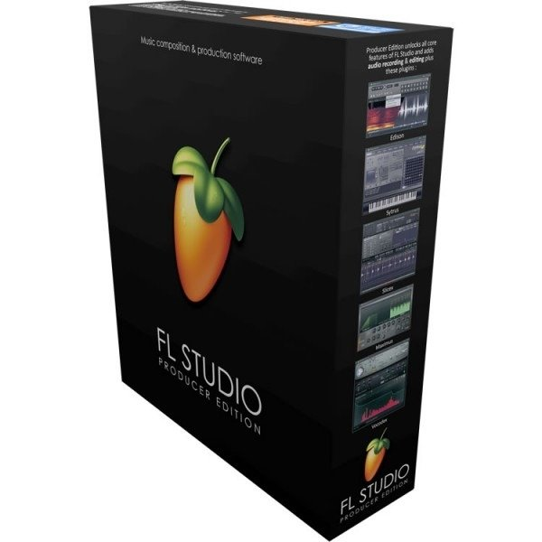 FL Studio 20 Producer Edition Audio Software for Windows