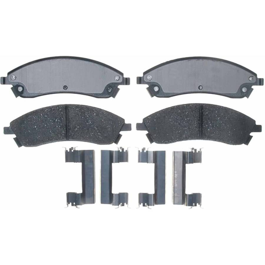 ACDelco Brake Pad Kit, #17D1019Ach
