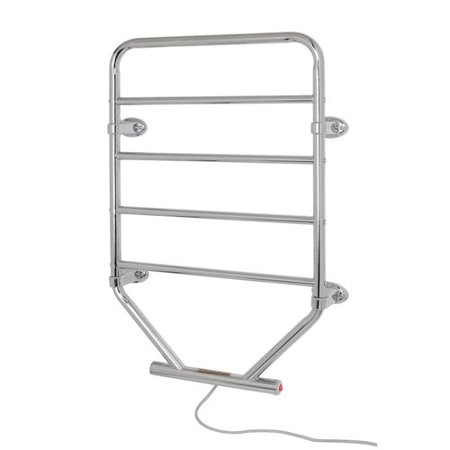 Warmrails RH Heatra Traditional Towel Warmer