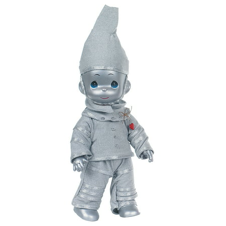 - Precious Moments Dolls by The Doll Maker, Linda Rick, Tin Man; Heart of Silver, Wizard of Oz, 7 inch doll