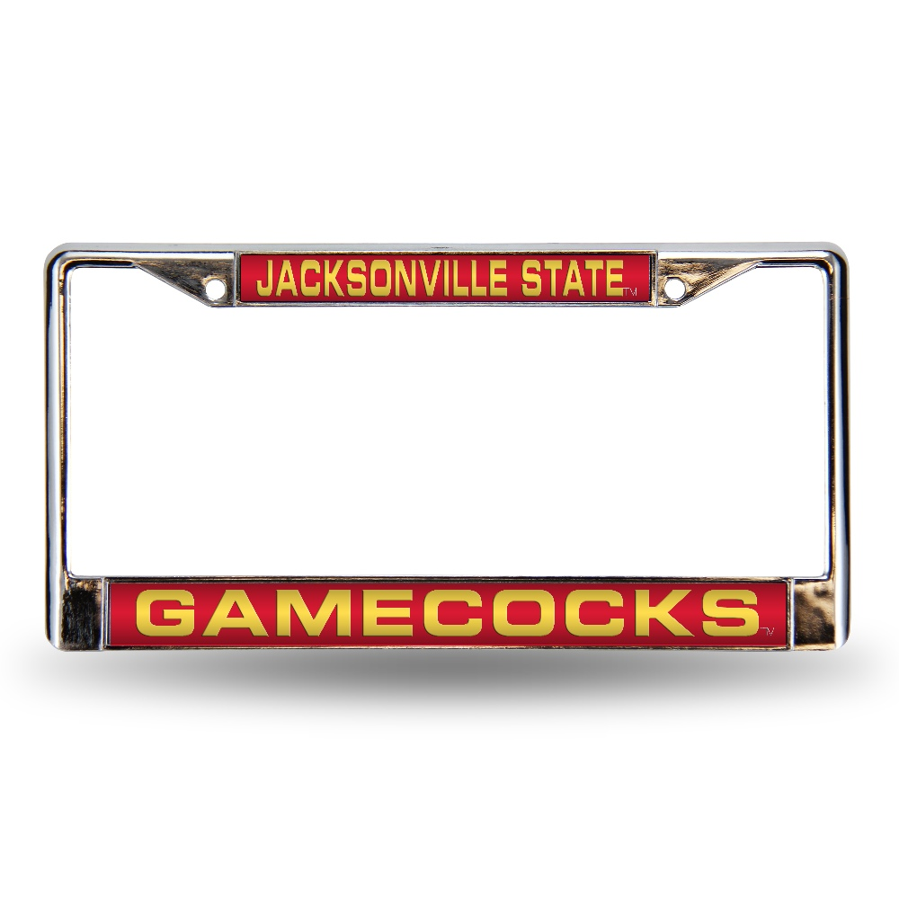 Jacksonville State License Plate Frame