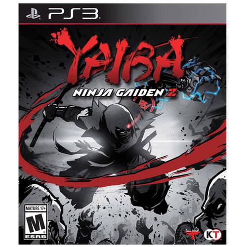 Yaiba: Ninja Gaiden Z (PS3) - Pre-Owned