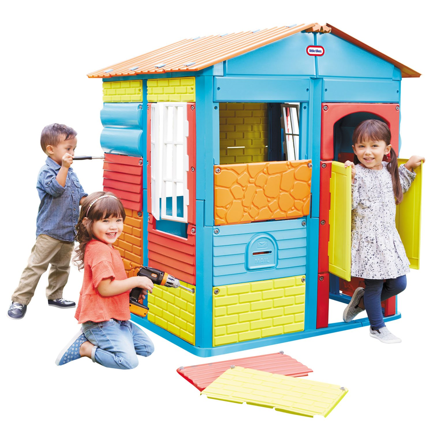 Little Tikes Build-a-House by MGA Entertainment
