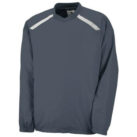 Augusta Sportswear AG3417 Promentum Pullover Wind Shirt Men