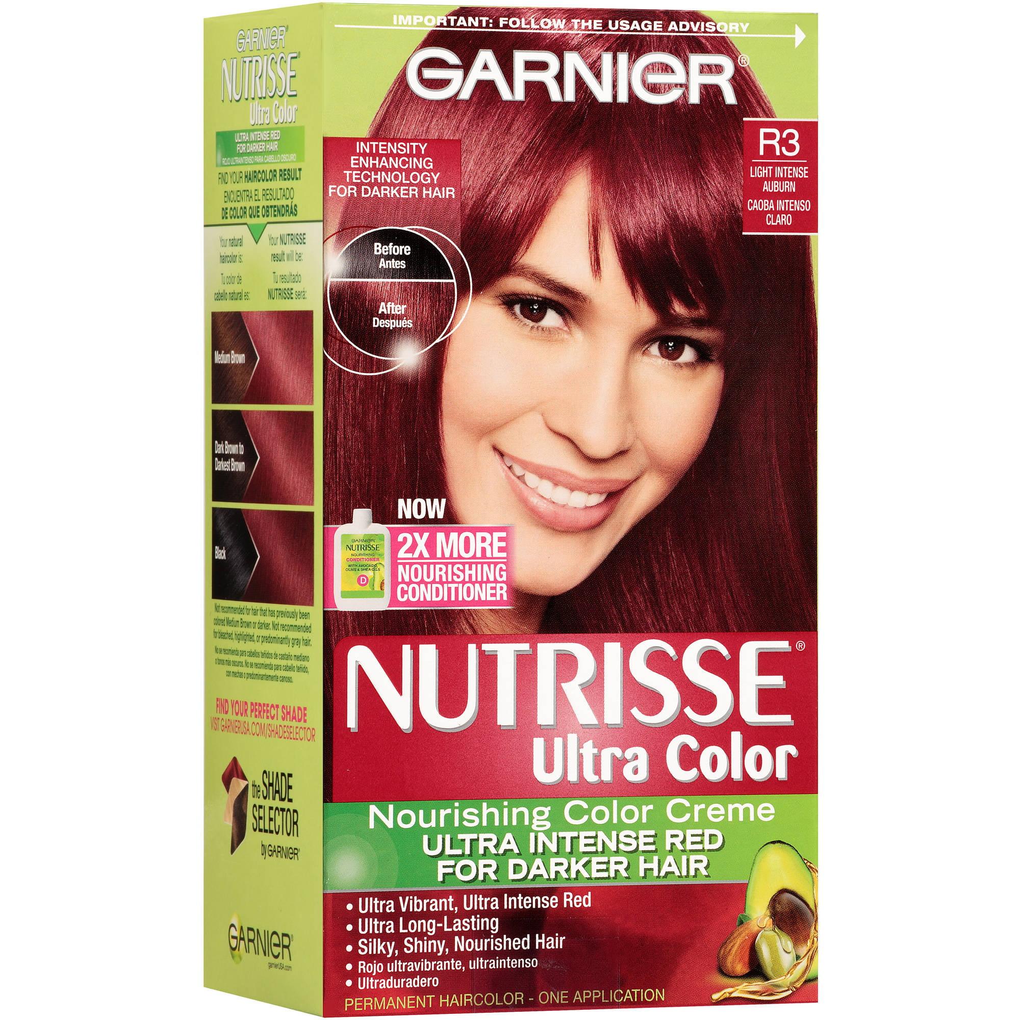 Garnier Nutrisse Ultra Color Haircolor