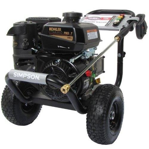 Simpson PSK3200 Powershot 3200 PSI Commercial Direct Drive Pressure Washer with Kohler CH270 Engine