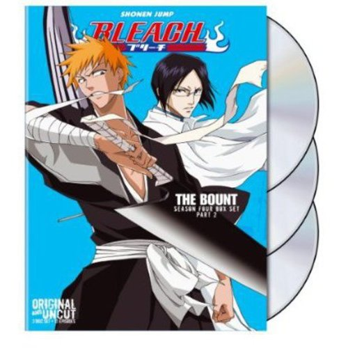 Bleach Uncut Box Set 4, Part 2 (Full Frame)