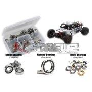 RC Screwz Rubber Shielded Bearing Kit for Yokomo YZ-4 Buggy 1/10th #yok023r