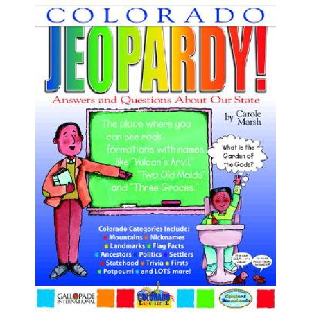 Colorado Jeopardy ! : Answers & Questions about Our State!](M&m Halloween Game Answers)