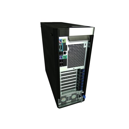 Dell Precision T3600 Workstation, 1x Xeon E5-2637 3 0GHz Dual Core  Processor, 4GB DDR3 Memory, 1x 480GB SSD, NVIDIA Quadro M4000, Windows 10