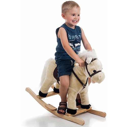 TRADEMARK GAMES INC Happy Trails Rocking Lil Henry the Horse