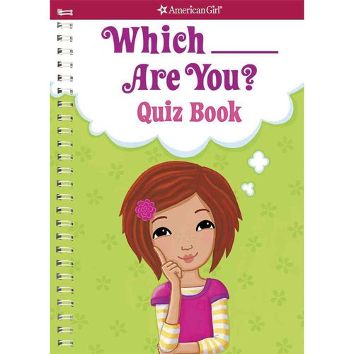 Which ___ Are You?: Quiz Book