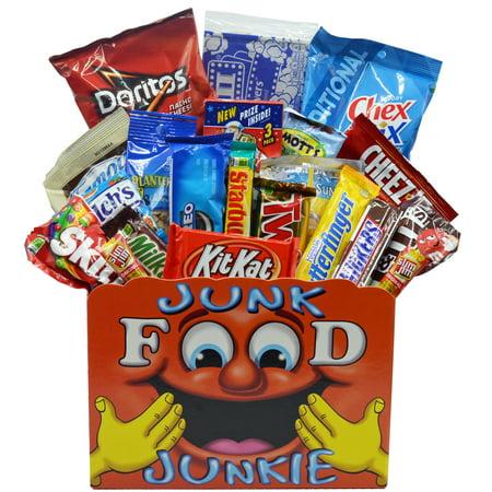 Junk Food Junkie Care Package (Junk Food Junkie)