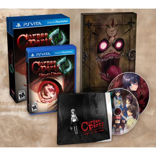 Corpse Party:blood Drive Everafter Edition (Crave Entertainment)