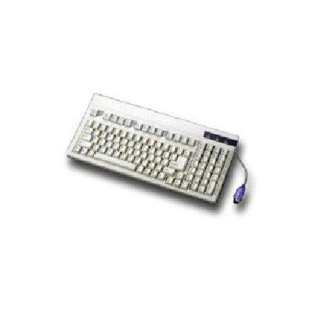 Solidtek Ack-700U Taille standard Pos Clavier USB Noir - image 1 de 1