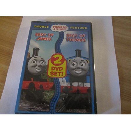 Thomas & Friends Best of James/Best of Thomas Double