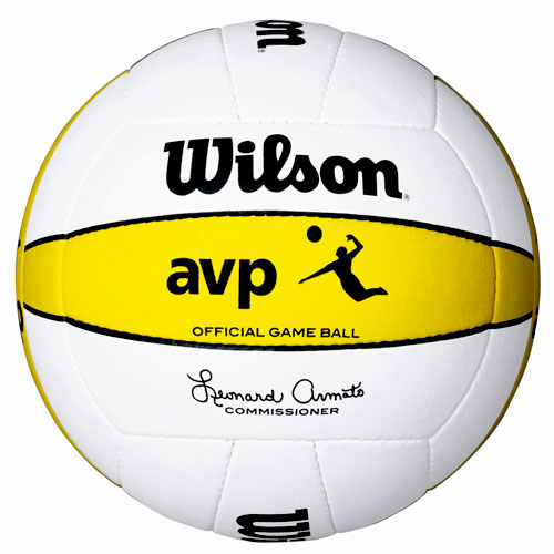 Wilson AVP Official Game Ball