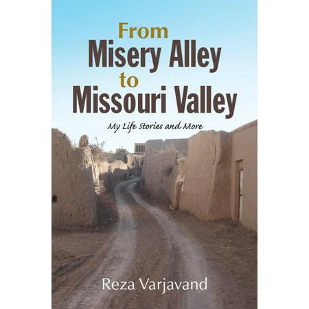 From Misery Alley to Missouri Valley - eBook - Missouri Valley Halloween Parade