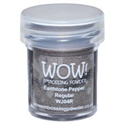WOW! Embossing Powder 15ml-Pepper