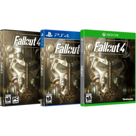 Bethesda Fallout 4 - Role Playing Game - Xbox One