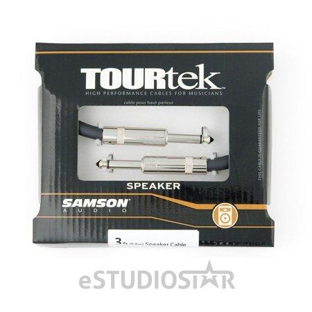 Tourtek Speaker Cables (Samson Tourtek Instrument Cable)