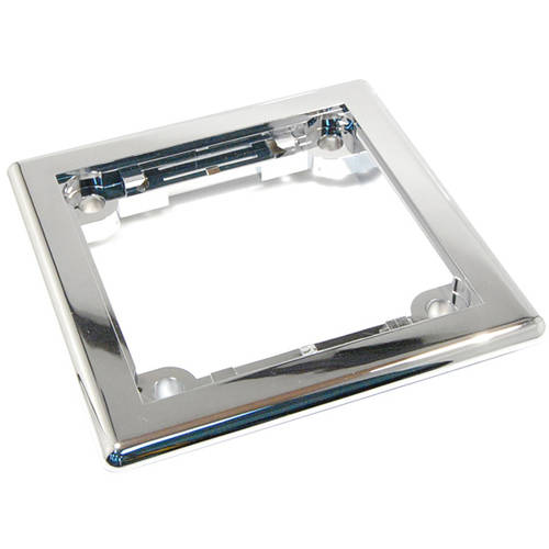 Toto Exposed-Type Surface Mount Frame for Toilet and Urinal 1.0 GPF Flushometers, Available in Various Colors