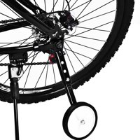 efe1d3d90ea Product Image WALFRONT Variable Speed Bicycle Training Wheels Adjustable  for Kids Bikes 16 to 22 , Bie Side