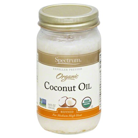 spectrum organic coconut oil 14 fl oz. Black Bedroom Furniture Sets. Home Design Ideas