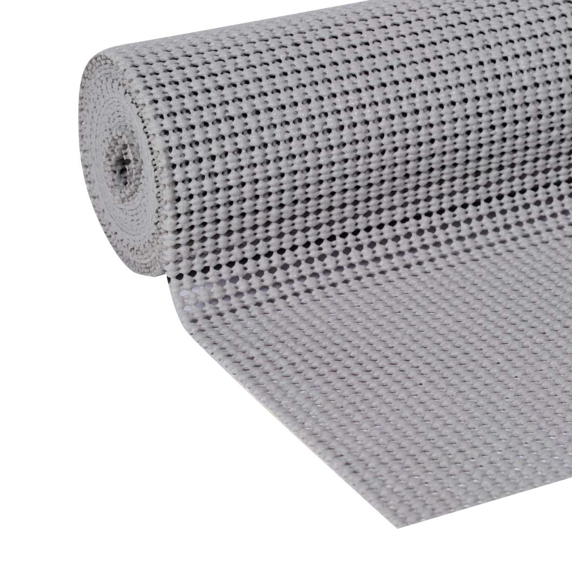 Duck Brand Select Grip Easy Liner Brand Shelf Liner - Light Gray, 12 in. x 10 ft.