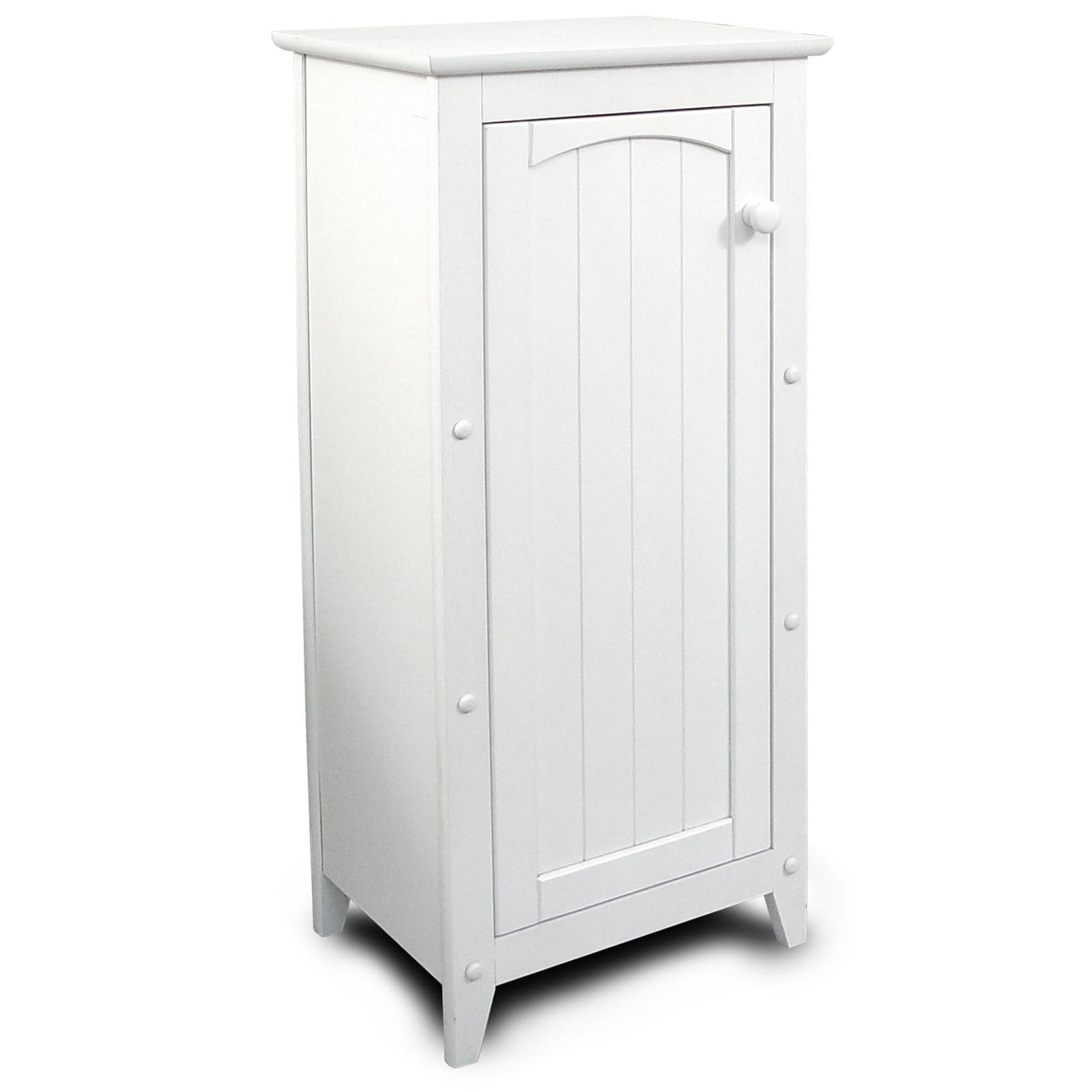 Single Kitchen Cabinet Catskill White Allpurpose Kitchen Storage Cabinet  Walmart