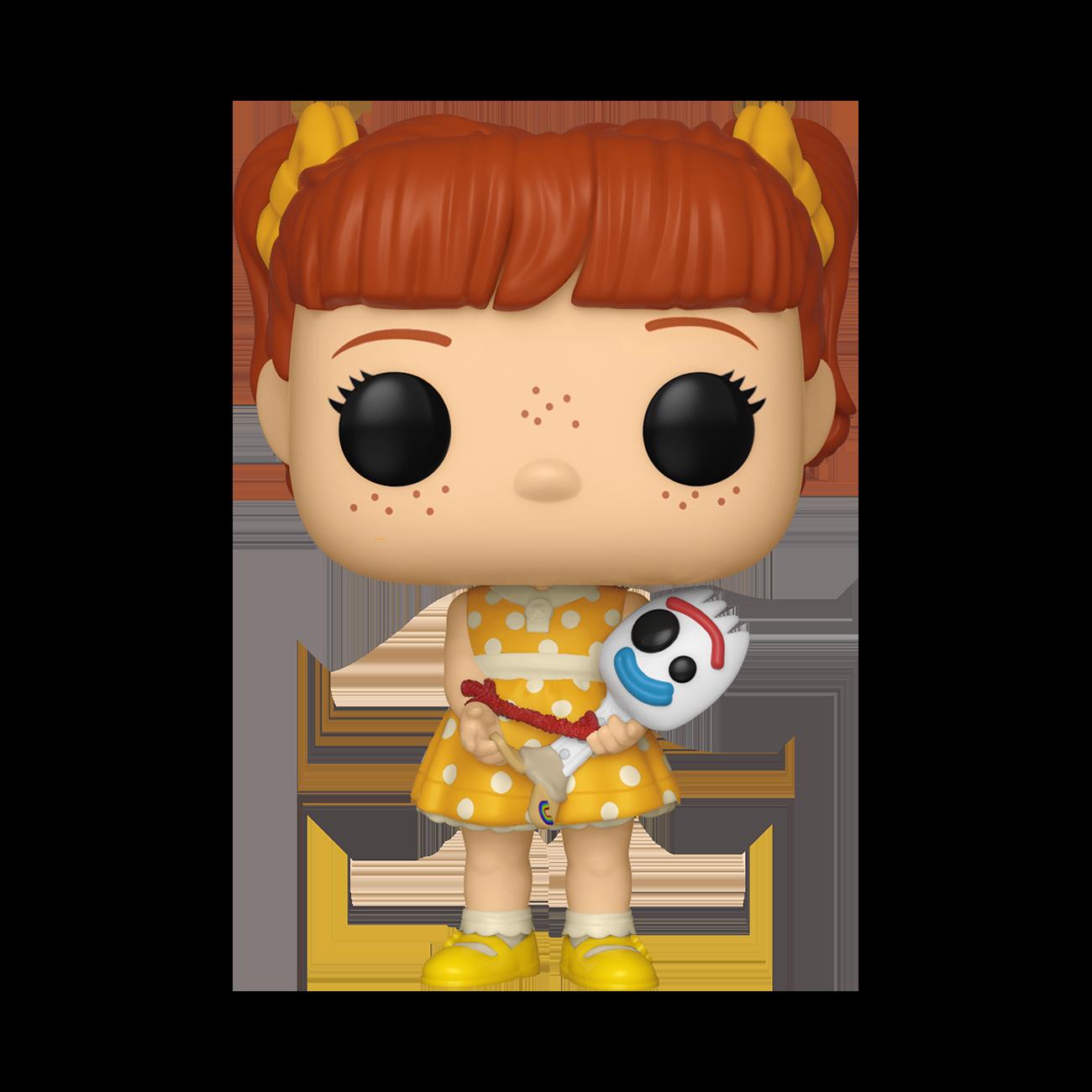 Funko Pop Disney Toy Story 4 Gabby Gabby Holding Forky Walmart Exclusive Walmart Com Walmart Com