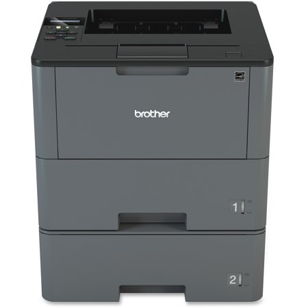 Brother Monochrome Laser Printer, HL-L6200DWT, Duplex Printing, Mobile Printing, Dual Paper Trays, Wireless