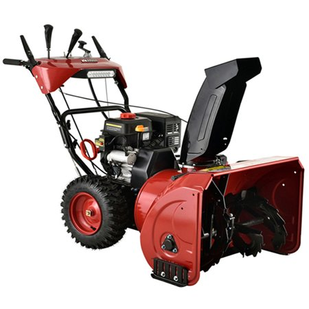 AST-30 in. Two-Stage E-Start Gas Snow Blower with Auto-Turn Steering Heated