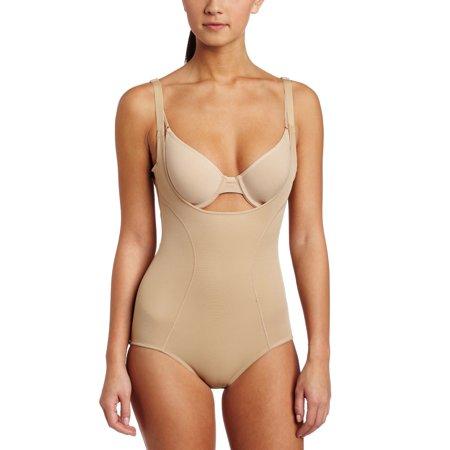 75492321ba1d5 Flexees Women`s Wear Your Own Bra Torsette Body Briefer - Best-Seller