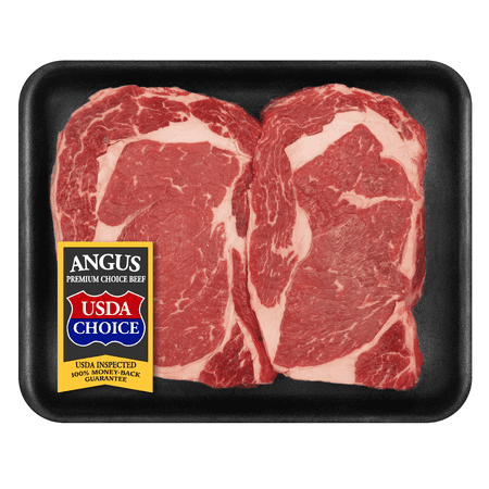 Beef Choice Angus Ribeye Steak, 1.5 - 2.0 lb ()