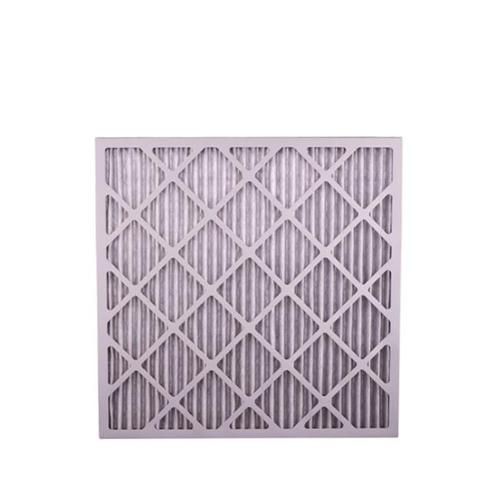 Quality Filters Merv 8 With Carbon Odor & Allergens Air Filters 25 x 25 x 1 inch -  Pack of 4